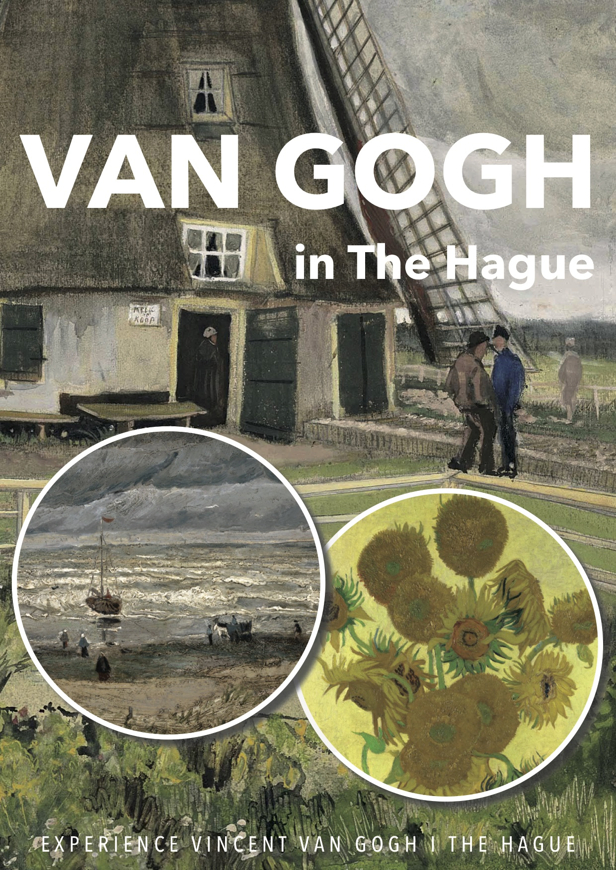 Van Gogh in The Hague cover